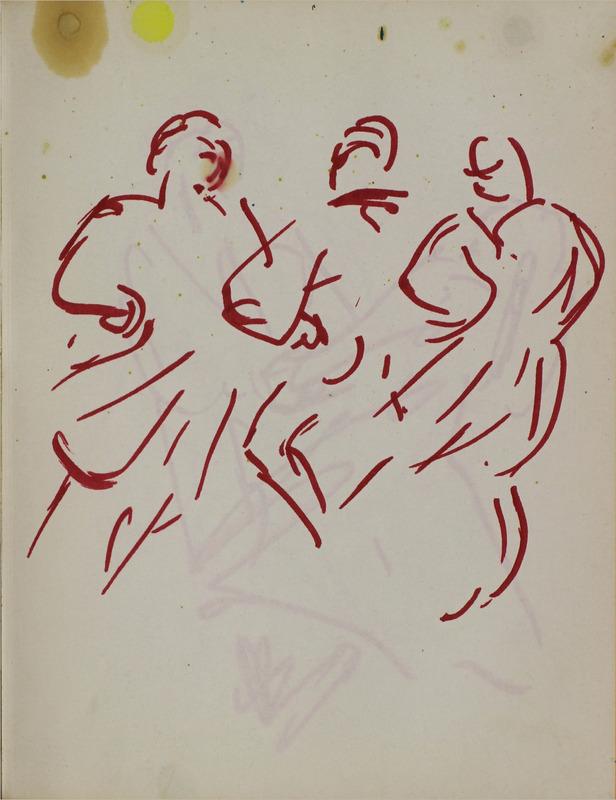 Sketchbook 3, Image 5