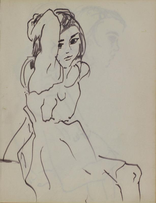 Sketchbook 2, Image 4