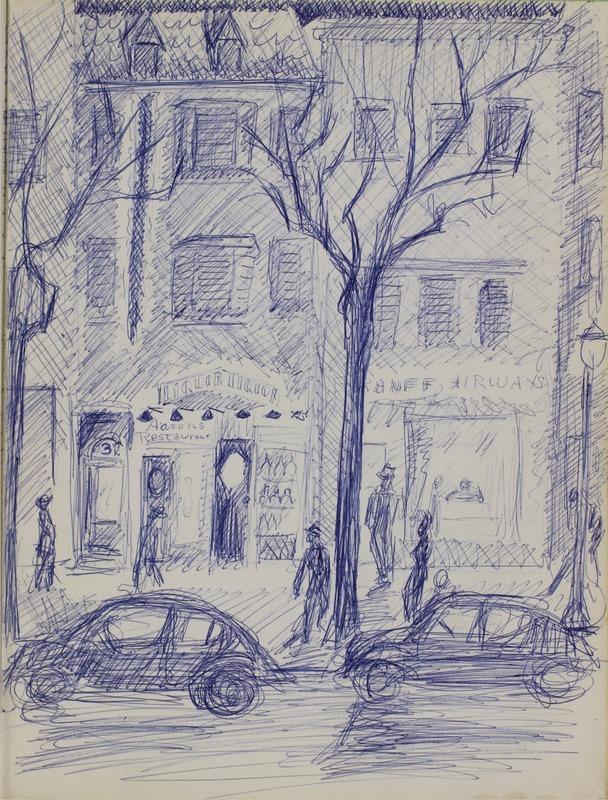 Sketchbook 1, Image 5