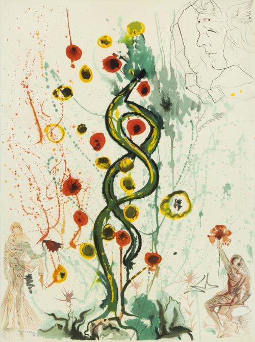 The Tree of Life, Dali