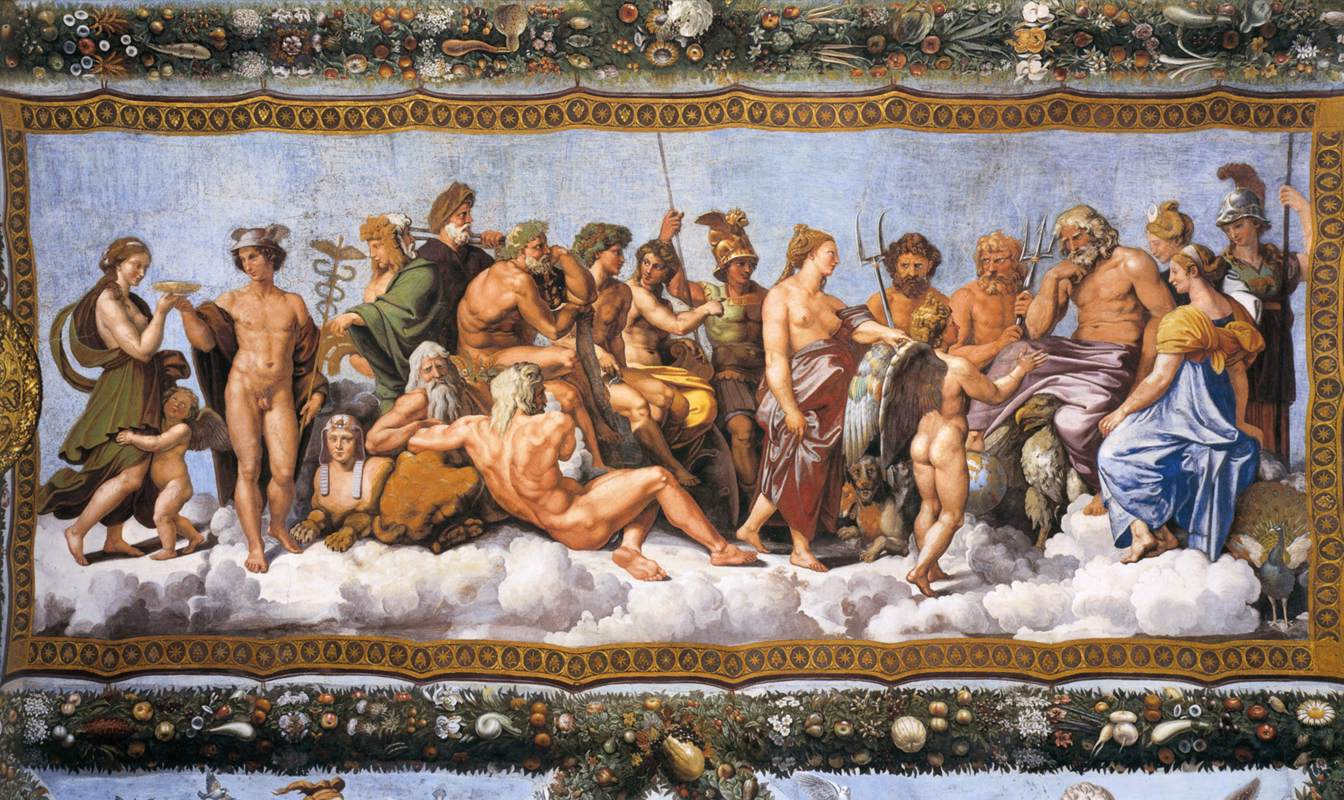 an overview of the story of semele and the influence of the greek gods in mythology The influence of the greek mythology an overview of the greek mythology how does the greek mythology influence the.