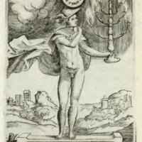Alchemical Hermes, Achilles Bacchius