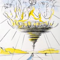 Salvador Dalí, Légitimité, 1971