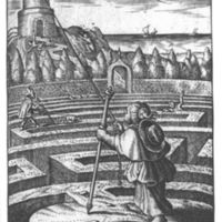 Labyrinth, Hermann Hugo