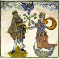 The King and Queen, Rosarium Philosophorum