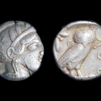 Athens, Silver Tetradrachm