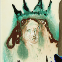 King and Queen, Detail 2